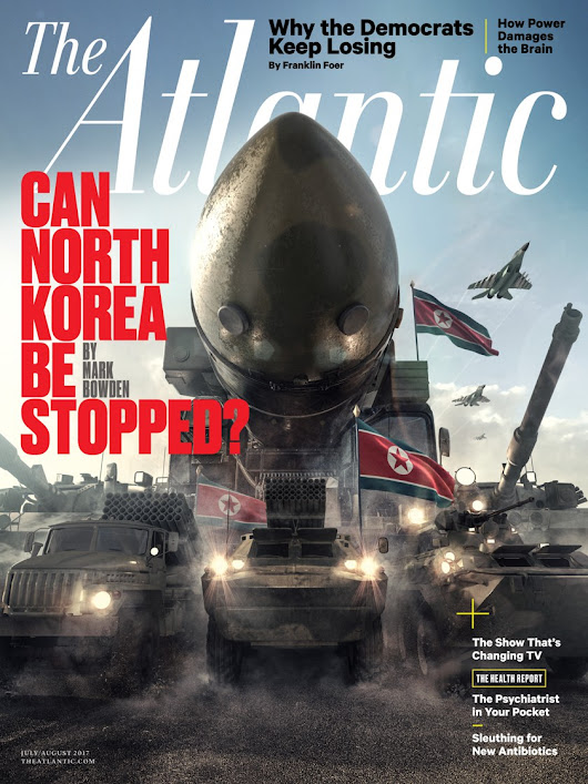 Chinese Translations of the Atlantic's Cover Stories