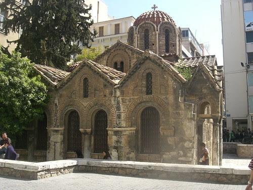 kapnikarea church athens