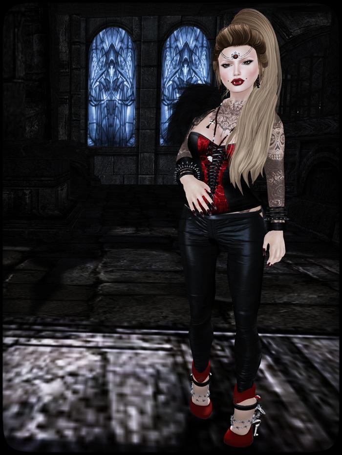 Vampire Queen 1
