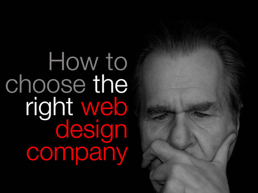 How To Find The Perfect Web Design Company For Your Business Site? - Zaptech Solutions