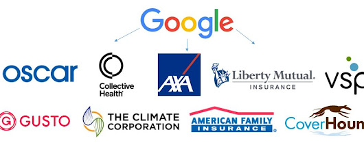 Google's Rising Investments And Partnerships In Insurance Tech
