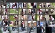 Girls Gotta Go 04 Day (Spanish Outdoor Voyeur Pissing)