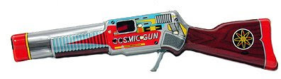 Cosmic Ray Rifle