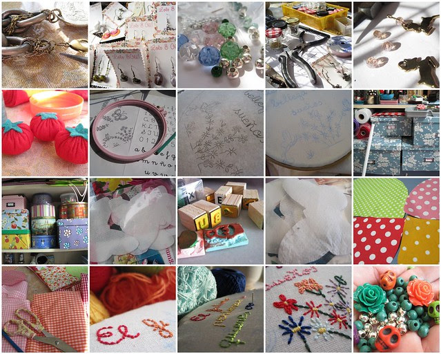 365 Craft Proyect II: Días 109 al 131