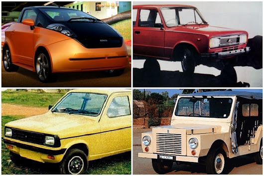 The Ugliest Cars Ever - 4 Wheels Disaster - Qubscribe