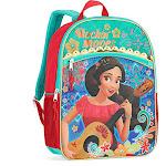 Disney Elena Of Avalor Rockin Moves 16 Full Size Backpack