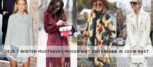 7 musthaves voor in je kast deze winter | EDITED by OTTO