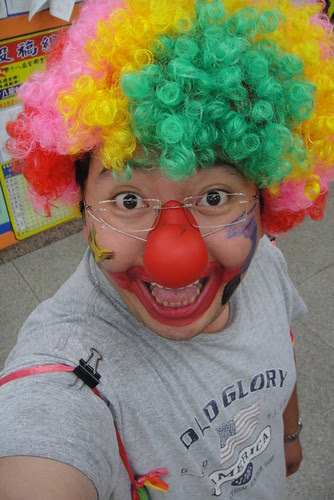 Lawrance the Clown!!! :)
