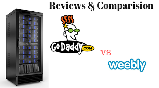 Comparison & Reviews: Godaddy vs Weebly | Ecommerce Web Hosting