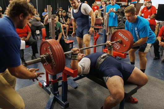 Powerlifting records set at Commonwealth Games competition | Liberty University