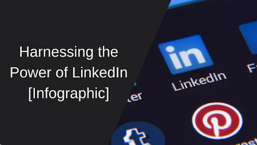 Harnessing the Power of LinkedIn [Infographic]