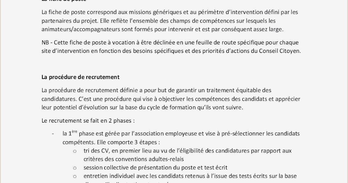 Lettre De Motivation Restauration Collective Cantine ...
