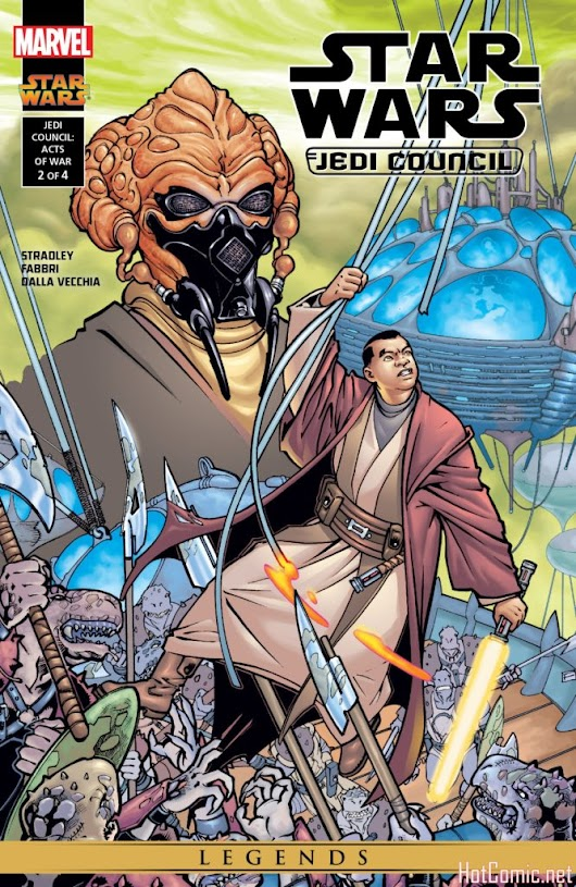 Star Wars: Jedi Council: Acts of War Issue #2