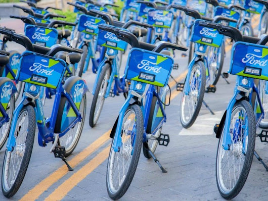 Bike Share For All - By Nuala Sawyer - September 13, 2017 - SF Weekly