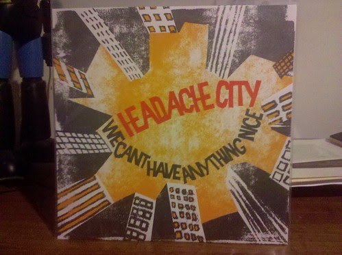 Headache City - We Can't Have Anything Nice LP - PTrash Club Version by factportugal