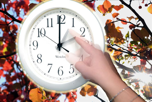 "Get Ready To ""Fall Back"" — Daylight Saving Time Ends Sunday"