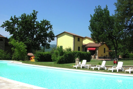 Villa Citerna Italy 4 Beds Weekly Rates from 1522.00 € Holiday Homes  Umbria Rentals Vacations Holidays IT-06010-25