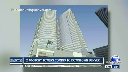 Miami developer planning 800-unit high rise condo project in downtown Denver