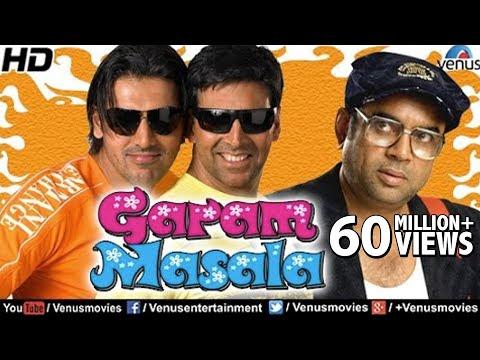 Garam Masala (HD) Full Movie | Hindi Comedy Movies