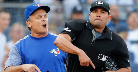 A Running Tally of Every John Gibbons Ejection