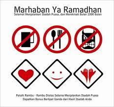 Hukuman/denda dikenakan kepada yang melakukan persetubuhan (sah) di bulan Ramadhan