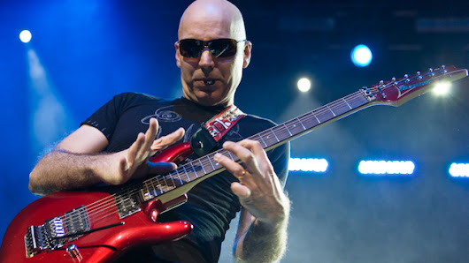 Joe Satriani: The Guitar Parts I Came Up With When I Wanted to Take Tapping to a Different Level | Music News @ Ultimate-Guitar.Com