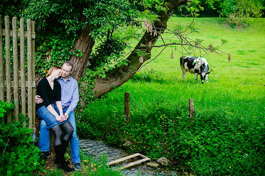 Ute & Stephan – Engagementshooting in Aachen