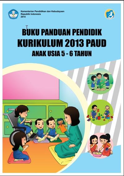Download Buku Panduan PAUD Kurikulum 2013 terbaru