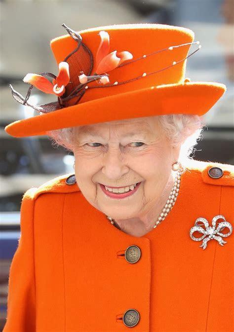 Queen Elizabeth Visits Royal Academy March 2018   POPSUGAR