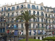 La façana de Alger.