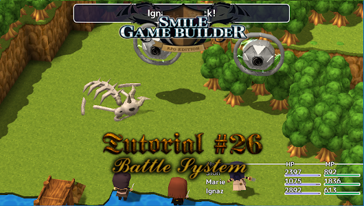 Smile Game Builder Tutorial #26: Battle System - RPG Maker Times