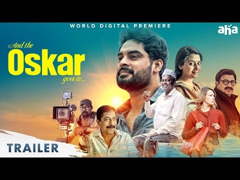 And The Oskar Goes To Telugu Trailer