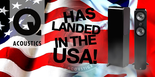 Buy Q Acoustics in the United States of America