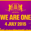 04.07.2015 We Are One Festival, Berlin (GER)  #TranceFamily