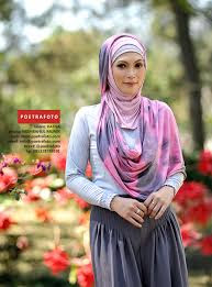Foto Model Jilbab Busana Muslimah Cantik - Beautiful Hijab by ...