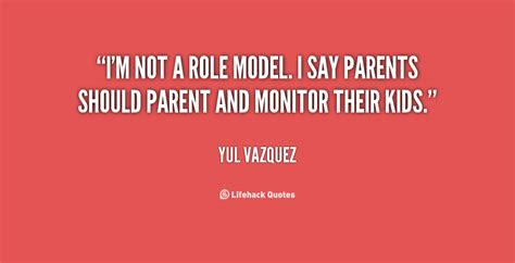 Parents As Role Models Quotes