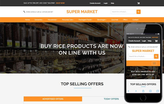 Super Market an E-commerce Online Shopping Flat Bootstrap Responsive Web Template
