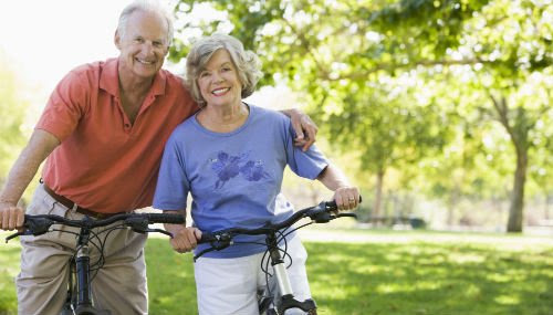 Creating an Active Lifestyle for Seniors