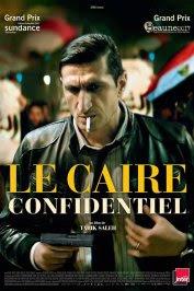 background picture for movie Le Caire confidentiel