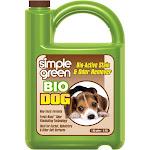 Simple Green 2010000415302 Bio Dog Stain & Odor Remover, 1 Gallon