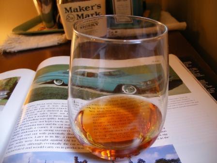 Blog Party 36: Mad Man Bourbon