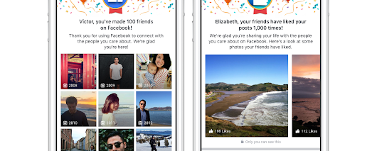 Have You noticed Facebook's new Ways To Share Memories With Your Friends?