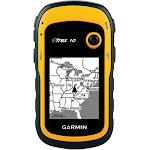 """Garmin eTrex 10 Hiking GPS Navigator - 2.2"""" Display"""