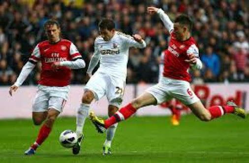 Swansea City vs Arsenal Live Streaming: EPL 2017 Score   #SWAARS #SWAvARS #SWAvsARS #Football #EPL #...