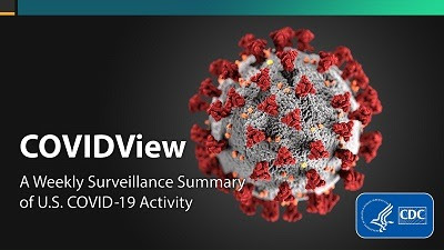 COVIDView a Weekly Surveillance Summary of U.S. COVID-19 Activity