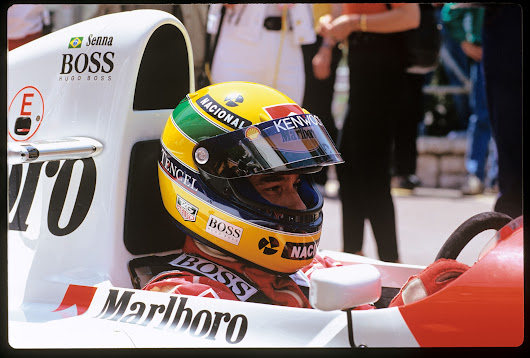 30th Anniversay of Ayrton Senna win at Monaco - TAG Heuer - MyDrive Media