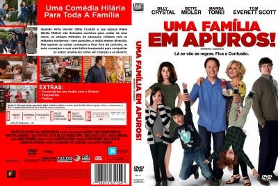 Uma Família Em Apuros (Parental Guidance) Torrent - Dual Áudio (2013)