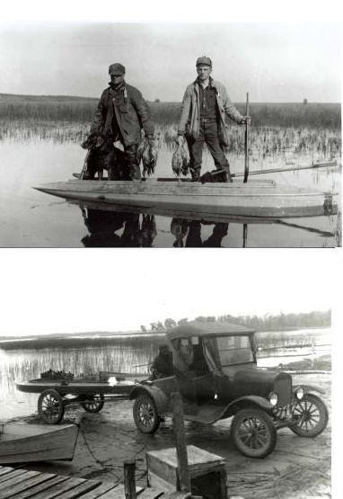 Wooden duck hunting boat plans | Gause Boat