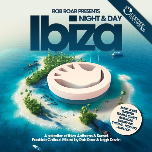 Rob Roar Presents Ibiza Night & Day (MINI MIX Previews) by Rob Roar