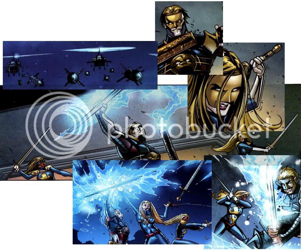 Excalibur: De volta as Trevas